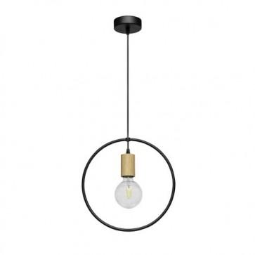 carsten-rond-suspension-1-lumiere-e27-60w-maxi-chêne-huilé-metal-noir-1650174-britop