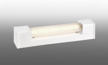 Réglette halogène salle de bain Loire Lino 75 W Blanc