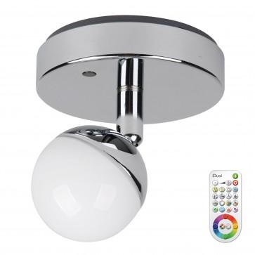 spot-patère-olivine-rgb-chrome-diffuseur-blanc-telecommande-je23219-jedi-idual-avec-telecommande