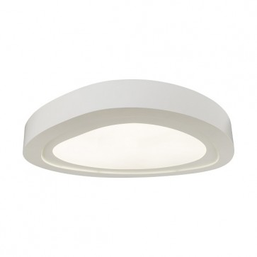 CLOUD plafonnier Led intégré 24W blanc 1920 lumens