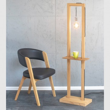 monopod-lampadaire-haut-154cm-chene-huile-6460174-britop-allumé