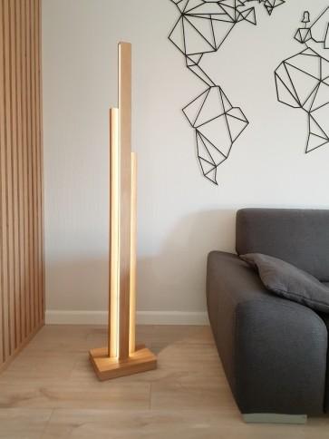 soho-lampadaire-3-modules-led-oak-5600-lumens-6491174-allumé
