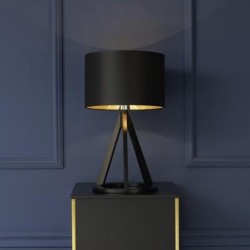 victoria-lampadaire-hetre-noir-abatjour-noir-doré-6433904-allumé