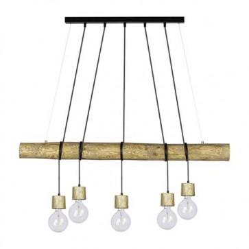 TRABO-PINO-5L-pin-teinté-douille-pin-teinté-Long-115cm