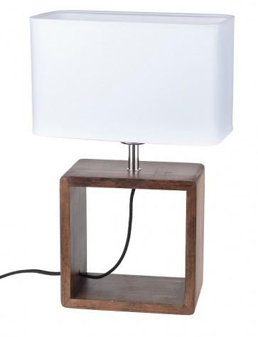 cadre-lampe-a-poser-haut-45cm-pied-hetre-noyer-abat-jour-textile-blanc-7702976-britop