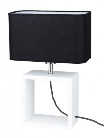 cadre-lampe-de-table-e27-25W-pied-hêtre-blanc-abat-jour-textile-noir-haut-45cm-7704902-britop