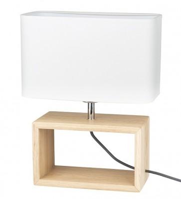 cadre-lampe-a-poser-haut-38cm-pied-chene-huile-abat-jour-textile-blanc-7722974-britop
