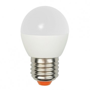Ampoule Led E27 mini globe 36° 3000k 4W