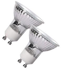 ampoule Hi-Volt GU10 2x50W