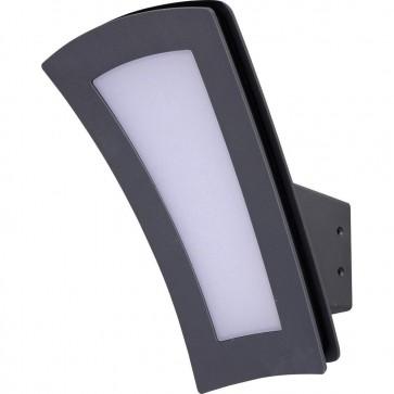 Applique descendante extérieure GINA LED intégrée 9.5 W IP44 anthracite