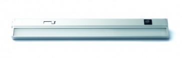 Applique JAY LED 6W ou 9W avec variateur Gris alu 3000k