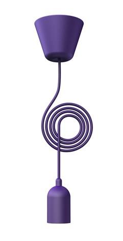 Cordon Funk e27 violet