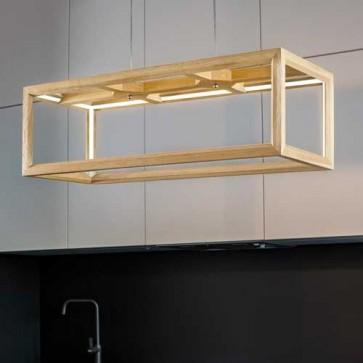 kago-led-cage-rectangulaire-lustre-led-intégré-43.5w-chene-huile-6155074-britop-allumé