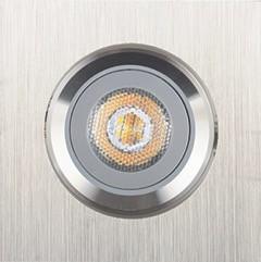 Kit de 3 encastré carré orientable Led Gu10 230 V Aluminium