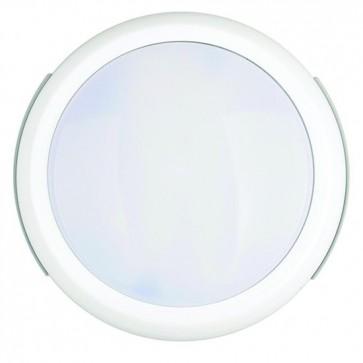 Applique Led à piles ronde, télécommande, DOTTO 60 lumens Blanc LightTopps