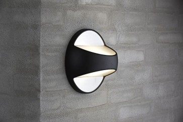 Applique murale TWIN Nordlux Noir show room