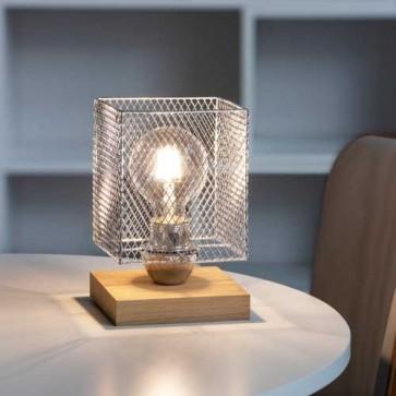 norman-wood-lampe-a-poser-1-lumiere-e27-25w-maxi-chêne-huilé-metal-h21cm-9175974-britop-allumé