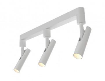Barre de x3 spots LED MIB 3 Blanc eco energie 9w