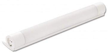Réglette Fluo LUGANO 8W Starlicht Eco énergie Blanc