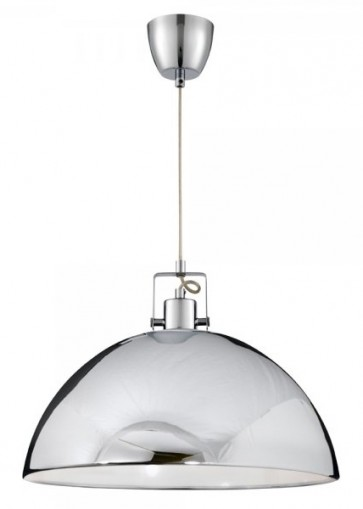 suspension-lustre-dome-pendant-chrome-e27-searchlight-9140cc-5013874403131