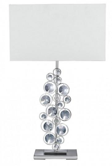 KALOS TL Lampe à poser Chrome H63cm