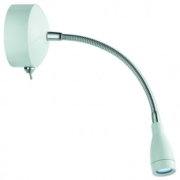 FLEXI WALL LED Lampe murale flexible blanc