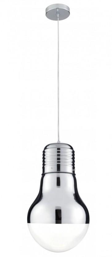 Lustre NEO Finition Argent H:49cm