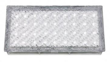 Encastré de sol extérieur PAVE 25 LED blanc