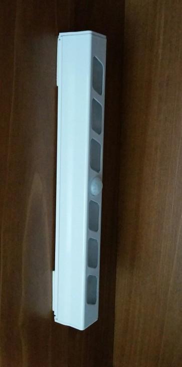 Réglette mobilier SIM à Piles AAA LED BLANC + SENSOR
