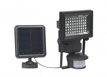 Projecteur sécurité extérieur Solaire detecteur de mouvement 400 lumens duracell