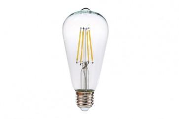 KLARA ampoule ST64 filament led claire douille E27 400 lumens 4W