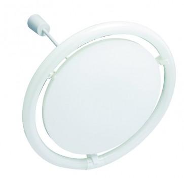 Suspension Néon RONDINE 40 W Blanc