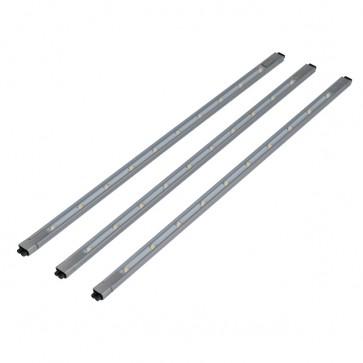 x3 Tubes LED StarLED 1W 10 diodes