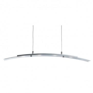 Suspension LED BAR CURVE 4 sources 5064-4SS