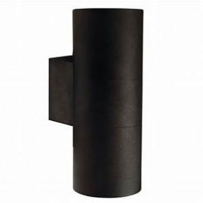 Tin Maxi - applique murale Noire GU10 métal nordlux maxi 2x35w