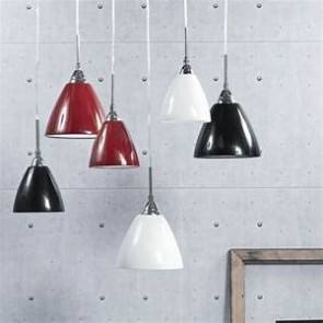 Suspension READ Diam 35cm Noir E27 60W nordlux