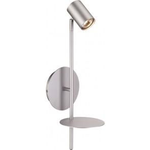ROGNA applique étagère silver GU10 50w haut maxi 51cm