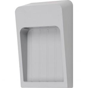 Applique descendante extérieure ANA LED intégrée 10 W IP44 gris