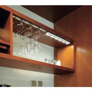 Applique Led à piles interrupteur on/auto/off LINO 30 lumens Blanc LightTopps