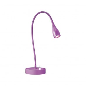 MENTO Lampe à poser 3W Led violet