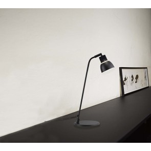 RADIATE LED – Lampe de table noir