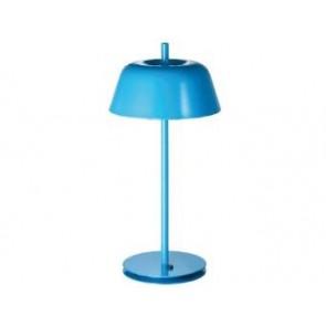 lampe à poser amber led bleu