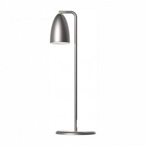 LAMPE NEXUS LED ACIER GU10 avec ampoule 220 lumens 2700 Kelvin