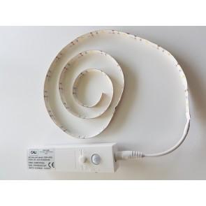 LELIA LTH Ruban Led éclairage pour meuble avec détecteur rechargeable autonome Led 120 Lumen