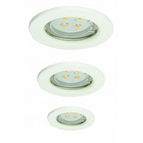 Encastré Ultra Slim BATHROOM Spot ip44 Led SMD 3000k 2W