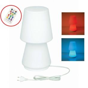 Lampe de table TAM déco Led RGB + télécommande