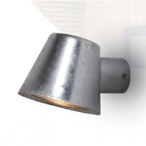 MICRO Applique murale extérieure descendante acier galvanisée GU10 35W haute résistance