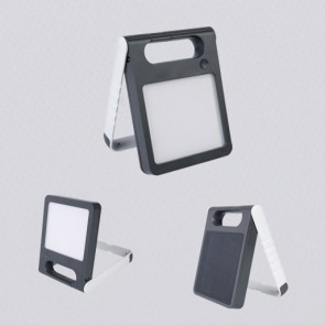 Lampe Pad orientable solaire lutec