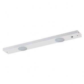 reglette peppa sensor 2X3w Spots LED Blanc detail