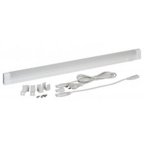 LINEA Réglette LED 14W avec interrupteur StarLED blanc chaud
